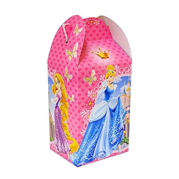 Caja Fiesta Princesas DISNEY 24 Unid