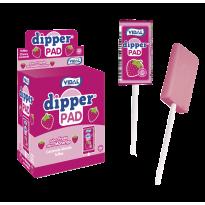 DIPPER XL  Frambuesa Pintalenguas VIDAL 100 Unid
