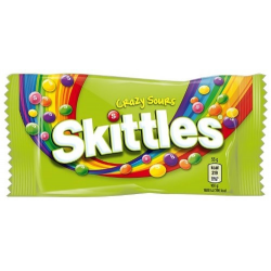 Skittles Crazy Sours 14 Unidades