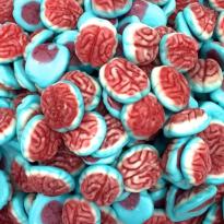 Sesos Cerebros Rellenolas 125 Unid VIDAL