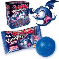 FINI Booom Vampire Pintalenguas con Chicle 200 Unid