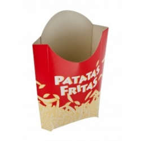 Caja Automontable Patatas Fritas 50 Unid