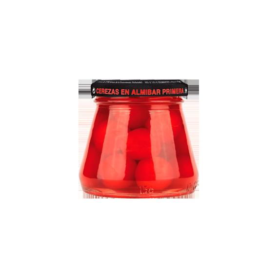 Cereza Roja en Almíbar HELIOS 160 Gr