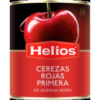 Cereza Roja en Almíbar HELIOS 300 Gr