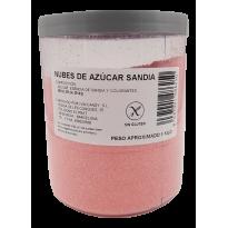 Algodón de azúcar sabor Sandía 1 Kg
