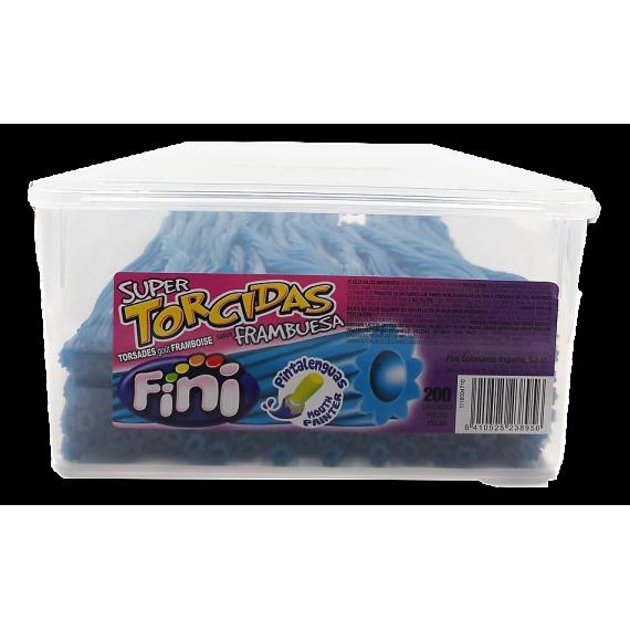 Jumbo Torcidas fresa FINI