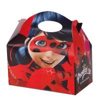Caja Fiesta Lady Bug  12 Unid