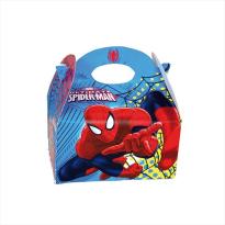 Caja Fiesta Ultimate Spider Man  12 Unid