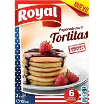 Preparado Tortitas Pancakes ROYAL American Style 120 Gr
