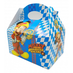 Caja Fiesta Mickey y los Superpilotos - Mickey and the Roadster Racers 12 Unid