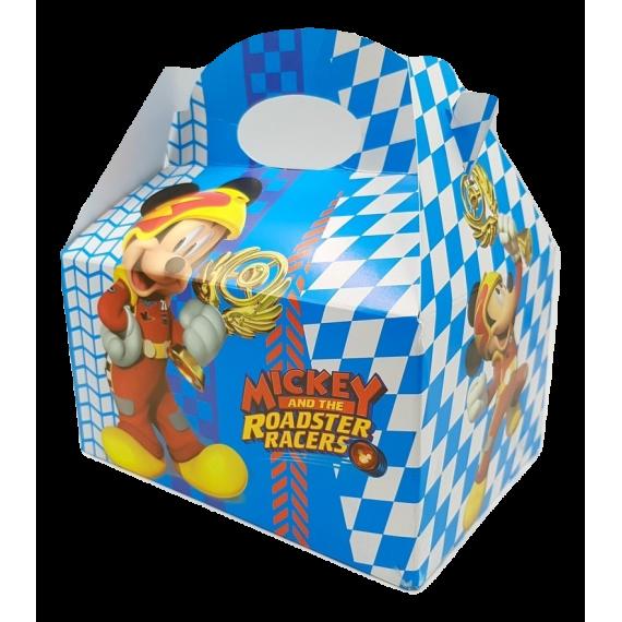 Caja Fiesta Mickey y los Superpilotos - Mickey and the Roadster Racers 12 Unid
