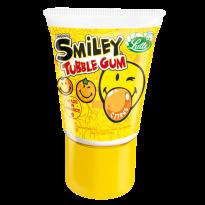 Tubble Gum Smiley Cítricos LUTTI 36 Unid