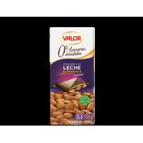 Chocolate con leche y almendras mediterráneas. 0% Azúcares Añadidos VALOR 150 GR