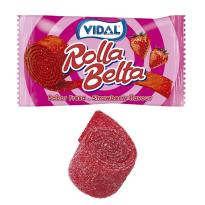 Rolla Belta Pica Fresa VIDAL 24 Unid
