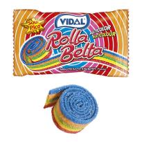 Rolla Belta Multicolor VIDAL 24 Unid