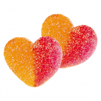 Corazón de Melocotón  VIDAL 1 Kg
