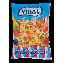 Porciones Pizzas  VIDAL 250 Unid
