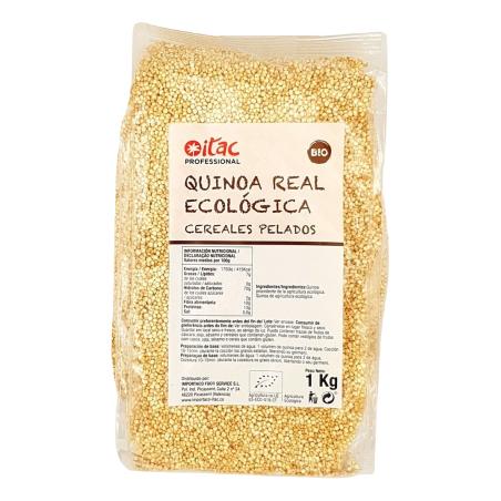 Quinoa Real Ecológica  ITAC 1 Kg