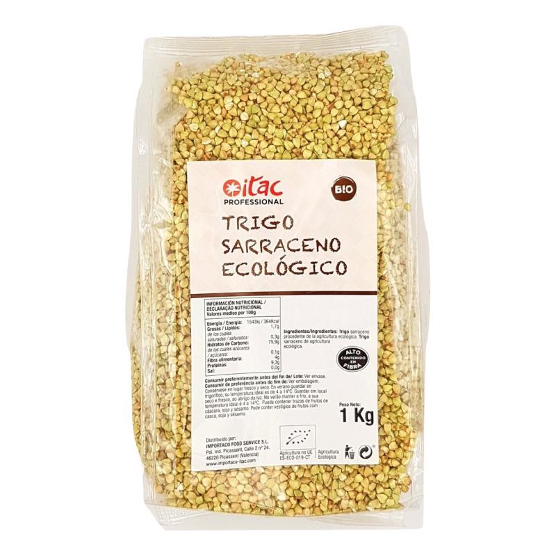 Trigo Sarraceno Ecológico ITAC 1 Kg