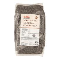 Semilla de Amapola  Ecológica ITAC 1 Kg
