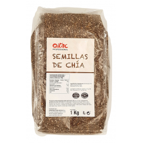 Semillas de Chía ITAC 1 Kg