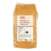 Semillas de Sésamo Tostado ITAC 1 Kg