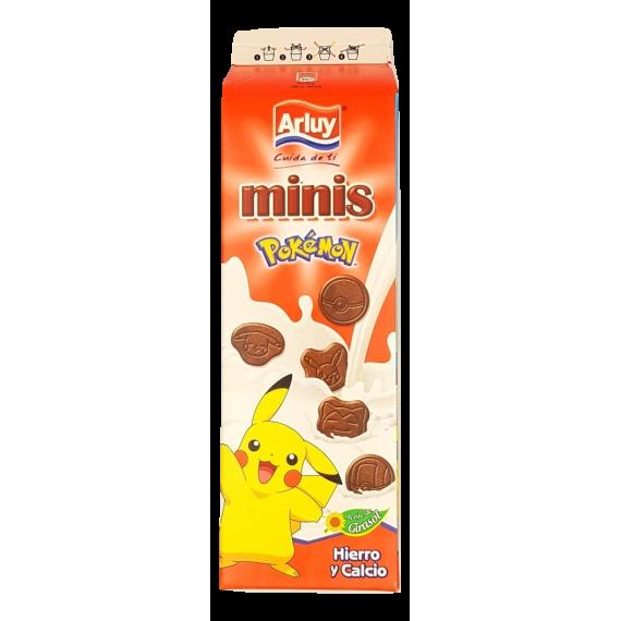 Minis Pokémon Cacao ARLUY 275 Gr