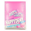 HAPPYDENT XYLIT  Chicle  BUBBLE FRESH 200 Unid