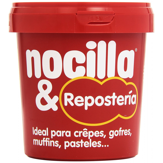 Nocilla Original Reposteria 1 KGr