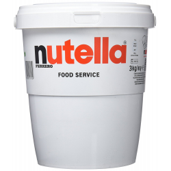 Nutella Original Food Service 3 KGr