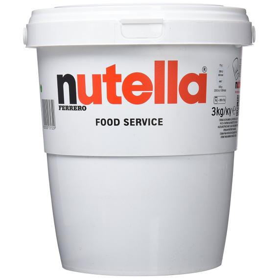 Nutella Original Food Service 3 KGr
