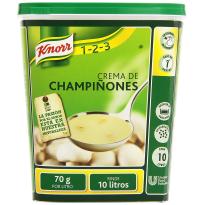 Crema de Champiñones KNORR 700 Gr