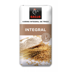 Harina de Trigo INTEGRAL GALLO 1 Kg