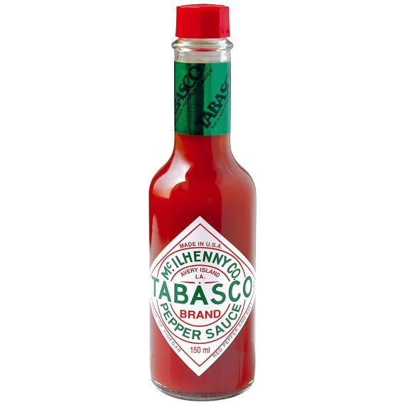 TABASCO ROJO Salsa picante 150 ML