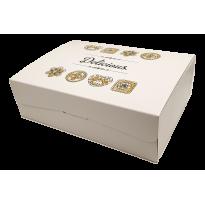 Envase Pasteleria DELICIOUS 10 Unid