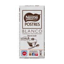 Chocolate Blanco para Repostería NESTLÉ 180 Gr