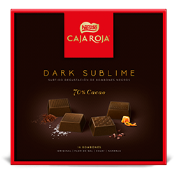 NESTLÉ Dark Sublime 114 Gr