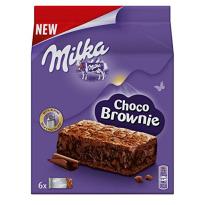 Choco Brownie MILKA 6 bizcochitos