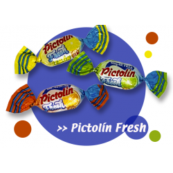Pictolín Fresh Masticable Sin Azúcar INTERVÁN 1 Kg