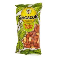 Cacahuete Frito Con Piel SAGACOR 150 Gr