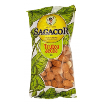 Almendra Piel Tostada SAGACOR 150 Gr