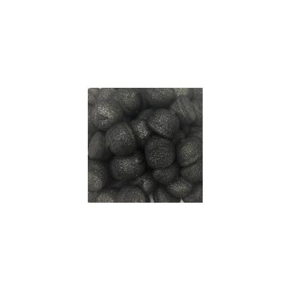 Bolas Negras BULGARI Marshmallow 900 Gr