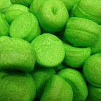 Bolas Verdes BULGARI Marshmallow 900 Gr