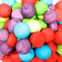 Bolas Confetti BULGARI Marshmallow 900 Gr