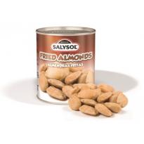 Almendra Frita  40 gr  SALYSOL 24 Latas