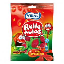 Fresas Rellenas   VIDAL 100 Gr