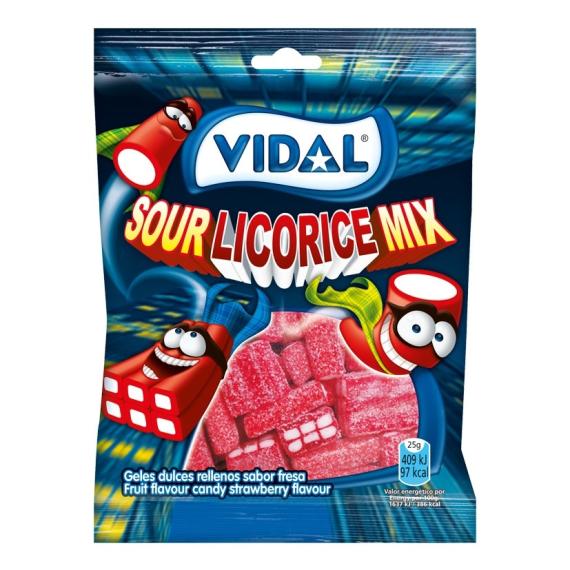 Surtido Regaliz Pica  VIDAL 100 Gr