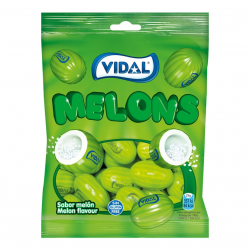 Melones Chicle  VIDAL 100 Gr