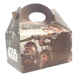 Caja Fiesta STAR WARS ROGUE ONE  12 Unid