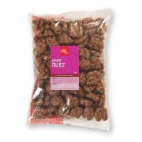 Bombón nuez con chocolate suizo